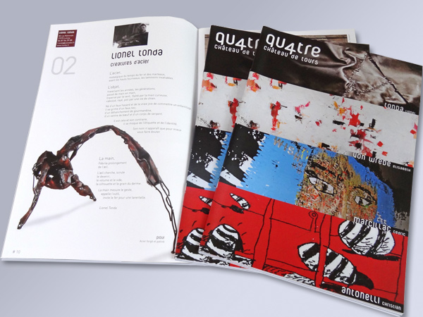 Catalogue qu4tre